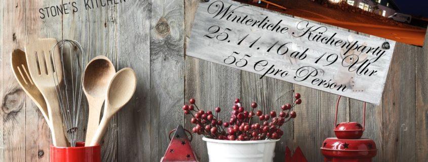 Winterliche Kuchenparty In Der Galerie Maul Stones Kitchen De